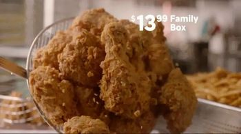 Popeyes Family Box TV Spot, 'Proud To Care For Yours' - Thumbnail 4