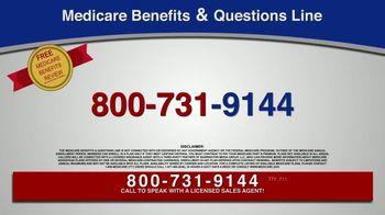 Medicare Benefits Helpline TV Spot, 'Additional Benefits: Telehealth Visits' - Thumbnail 6