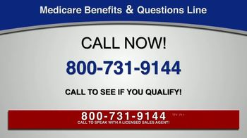 Medicare Benefits Helpline TV Spot, 'Additional Benefits: Telehealth Visits' - Thumbnail 1