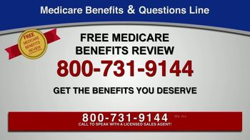 Medicare Benefits Helpline TV Spot, 'Additional Benefits: Telehealth Visits' - Thumbnail 2