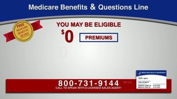 Medicare Benefits Helpline TV Spot, 'Additional Benefits: Telehealth Visits' - Thumbnail 3