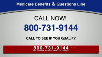 Medicare Benefits Helpline TV Spot, 'Additional Benefits: Telehealth Visits' - Thumbnail 4