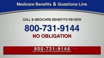 Medicare Benefits Helpline TV Spot, 'Additional Benefits: Telehealth Visits' - Thumbnail 5
