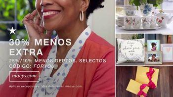 Macy's TV Spot, 'Día de las Madres: juntos' [Spanish] - Thumbnail 6