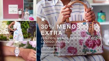 Macy's TV Spot, 'Día de las Madres: juntos' [Spanish] - Thumbnail 7