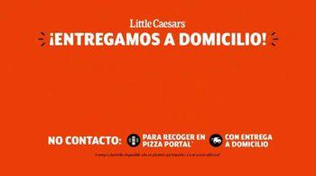 Little Caesars Pizza Pepperoni Cheeser! Cheeser! TV Spot, 'Lo que te gusta' [Spanish] - Thumbnail 6