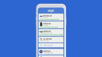 Digit TV Spot, 'Saving Money Made Easy' - Thumbnail 8