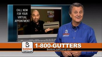 Beldon LeafGuard Spring Blowout Sale TV Spot, 'Keep Your Gutters Clean'