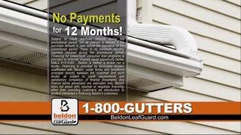 Beldon LeafGuard Spring Blowout Sale TV Spot, 'Keep Your Gutters Clean' - Thumbnail 3