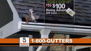 Beldon LeafGuard Spring Blowout Sale TV Spot, 'Keep Your Gutters Clean' - Thumbnail 4