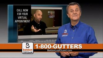 Beldon LeafGuard Spring Blowout Sale TV Spot, 'Keep Your Gutters Clean' - Thumbnail 6
