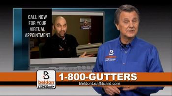 Beldon LeafGuard Spring Blowout Sale TV Spot, 'Keep Your Gutters Clean' - Thumbnail 7