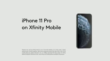 XFINITY Mobile TV Spot, 'First Words: $200 Off' Song by Screamin' Jay Hawkins - Thumbnail 7