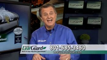 LeafGuard of Utah $99 Install Sale TV Spot, 'Fascia Board' - Thumbnail 9