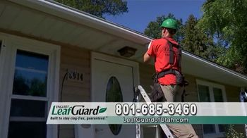 LeafGuard of Utah $99 Install Sale TV Spot, 'Fascia Board' - Thumbnail 2