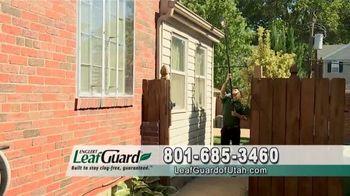 LeafGuard of Utah $99 Install Sale TV Spot, 'Fascia Board' - Thumbnail 8