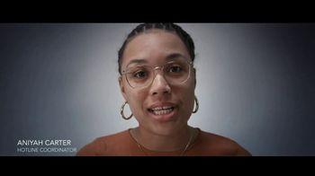 Rape, Abuse & Incest National Network TV Spot, 'Not Alone' - Thumbnail 7