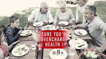 Health Insurance Advisors of America TV Spot, 'The Most Health Benefits'