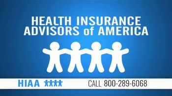 Health Insurance Advisors of America TV Spot, 'The Most Health Benefits' - Thumbnail 3