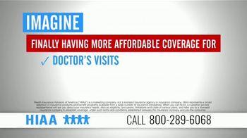 Health Insurance Advisors of America TV Spot, 'The Most Health Benefits' - Thumbnail 6