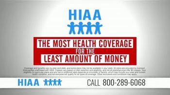 Health Insurance Advisors of America TV Spot, 'The Most Health Benefits' - Thumbnail 9