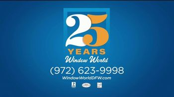 Window World TV Spot, '25 Years of Commitment' - Thumbnail 9