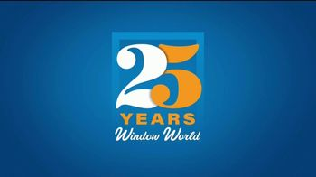 Window World TV Spot, '25 Years of Commitment' - Thumbnail 1