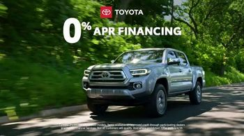 Toyota TV Spot, 'Here to Help: On the Road: 90 Day Deferment' [T1] - Thumbnail 3