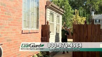 LeafGuard of St. Louis $99 Install Sale TV Spot, '8 Out of 10 Things' - Thumbnail 9