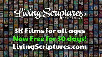 Living Scriptures TV Spot, '3K Films for All Ages' - Thumbnail 8