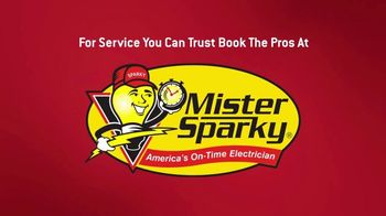 Mister Sparky TV Spot, 'We Take Precautions' - Thumbnail 5