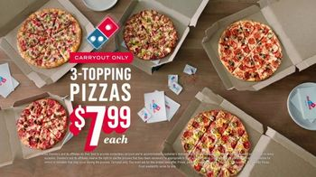 Domino's TV Spot, 'Contactless Carryout' - Thumbnail 10
