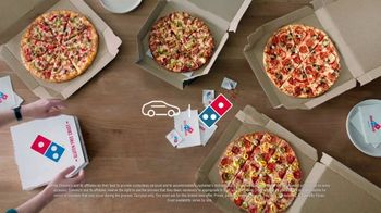 Domino's TV Spot, 'Contactless Carryout' - Thumbnail 8