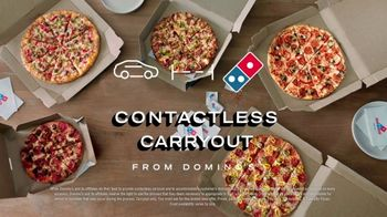 Domino's TV Spot, 'Contactless Carryout' - Thumbnail 9