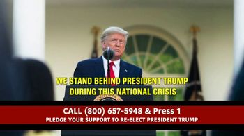 Committee to Defend the President TV Spot, 'National Crisis' - Thumbnail 3