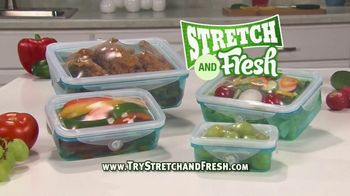 Stretch and Fresh TV Spot, 'Don't Mess With Cling Wrap & Foil'