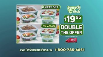 Stretch and Fresh TV Spot, 'Don't Mess With Cling Wrap & Foil' - Thumbnail 10