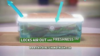 Stretch and Fresh TV Spot, 'Don't Mess With Cling Wrap & Foil' - Thumbnail 3