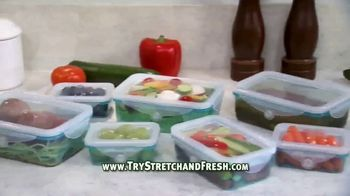 Stretch and Fresh TV Spot, 'Don't Mess With Cling Wrap & Foil' - Thumbnail 6