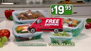 Stretch and Fresh TV Spot, 'Don't Mess With Cling Wrap & Foil' - Thumbnail 9