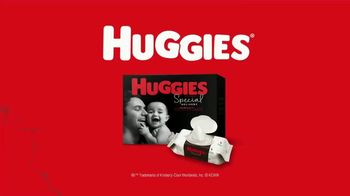 Huggies Special Delivery TV Spot, 'Perfectly Calm: Wipes' - Thumbnail 9