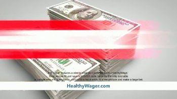 HealthyWage TV Spot, 'The Bigger the Goal, the Bigger the Prize' - Thumbnail 1