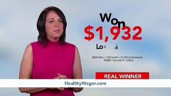 HealthyWage TV Spot, 'The Bigger the Goal, the Bigger the Prize' - Thumbnail 7