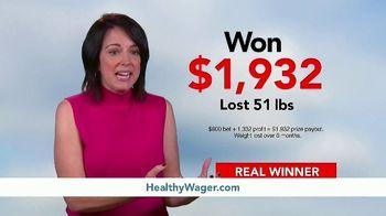 HealthyWage TV Spot, 'The Bigger the Goal, the Bigger the Prize' - Thumbnail 8