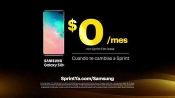 Sprint TV Spot, 'Nuestra prioridad: Galaxy S10+ y Mastercard' [Spanish] - Thumbnail 5