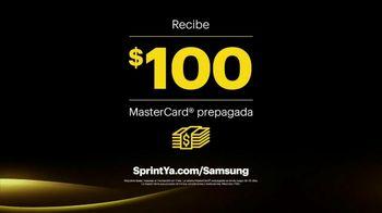 Sprint TV Spot, 'Nuestra prioridad: Galaxy S10+ y Mastercard' [Spanish] - Thumbnail 6