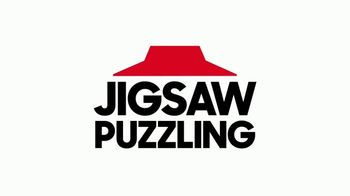 Pizza Hut Big Dinner Box TV Spot, 'Safety Sticker' - Thumbnail 3