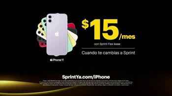 Sprint TV Spot, 'Nuestra prioridad: iPhone 11' [Spanish] - Thumbnail 6