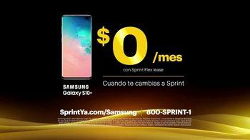 Sprint TV Spot, 'Nuestra prioridad: Samsung Galaxy S10+' [Spanish] - Thumbnail 7