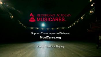 Recording Academy MusiCares TV Spot, 'COVID-19 Relief Fund: Support the People Who Bring Us Music' - Thumbnail 8